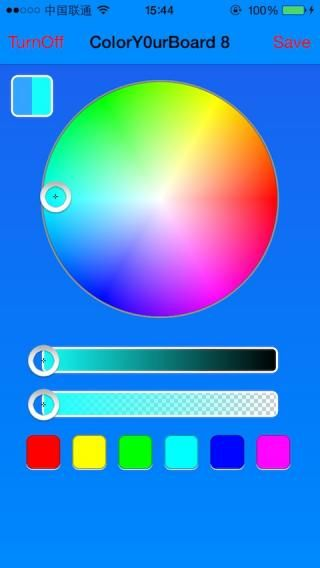 Download ColorY0urBoard8 (iOS 8 & 7) 2.0