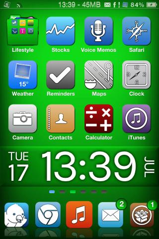 Download Colouroid theme 1