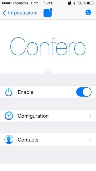 Download Confero 1.3-3k