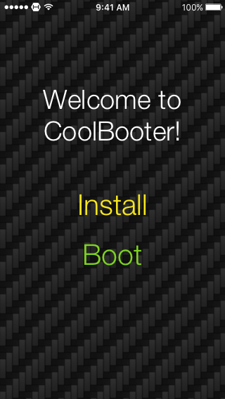 Download CoolBooter Beta 1.4.1-release