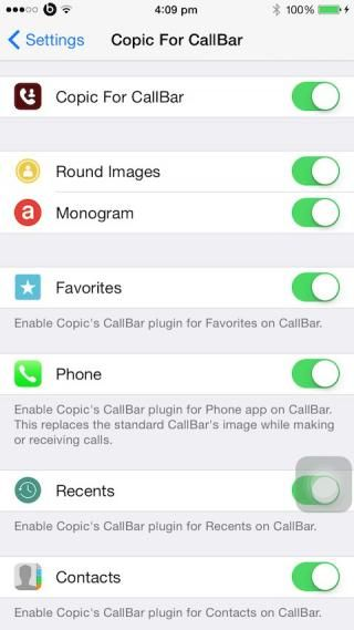 Download Copic For CallBar 1.0.3