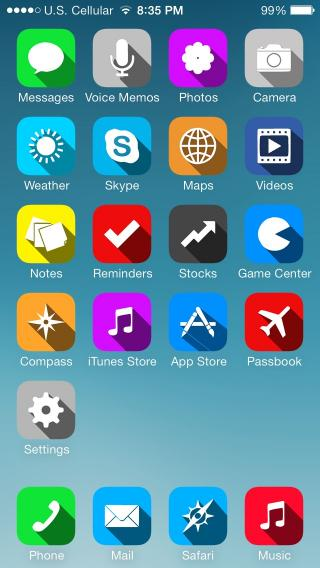 Download Simplicity iOS7 1.0