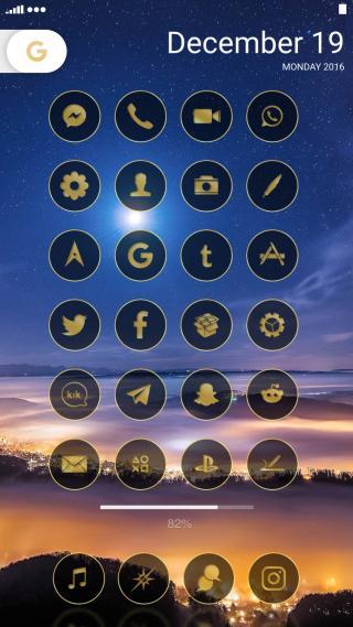 Download Crystalline Aureate 1.1