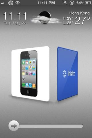 Download Cube LockScreen Retina 2.0