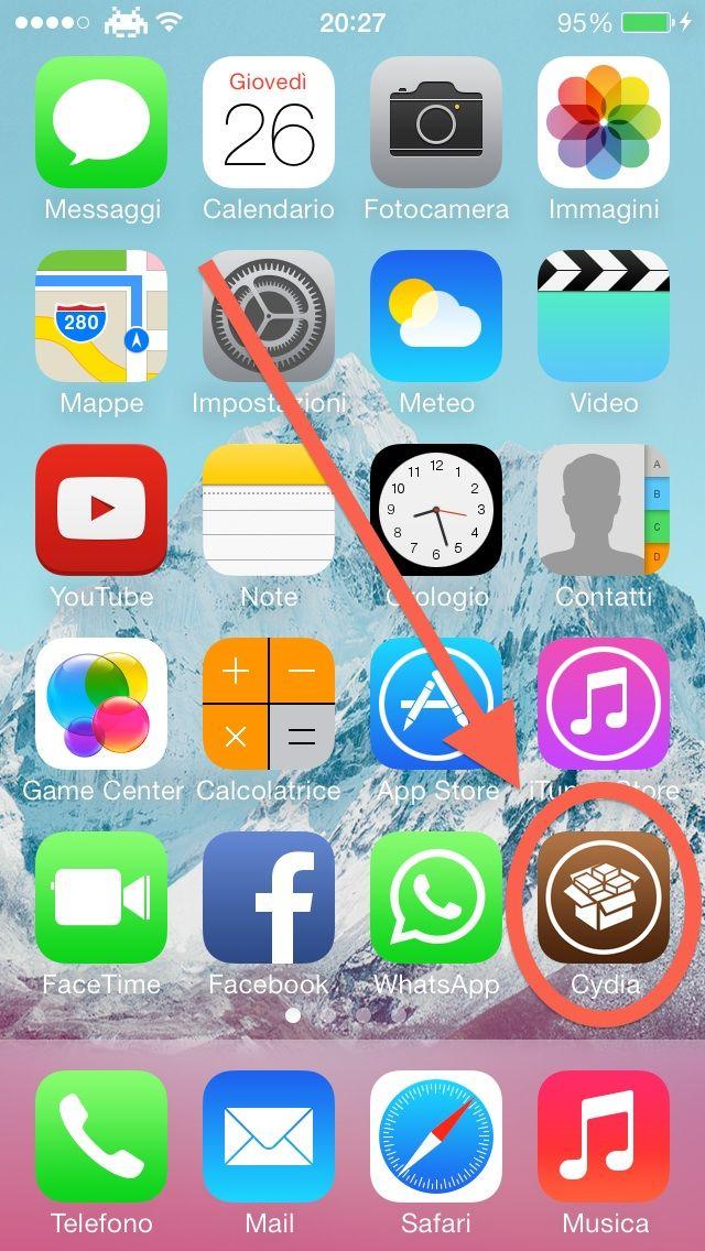 Download Cydia Icon for iOS 7 0.1