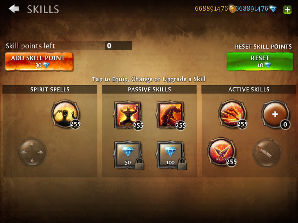 Download Dungeon Hunter 4 Cheats! 1.0.0-1
