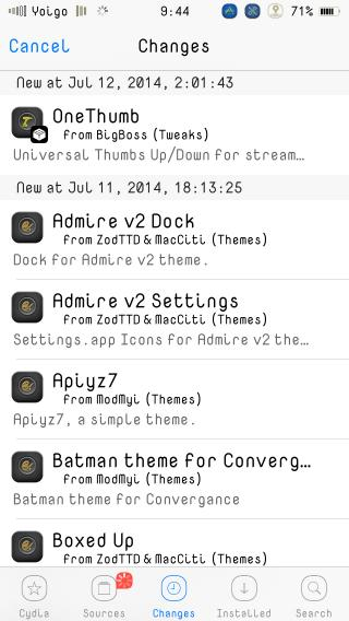 Download Desire black glyph icons iOS7 and iOS8 3.9
