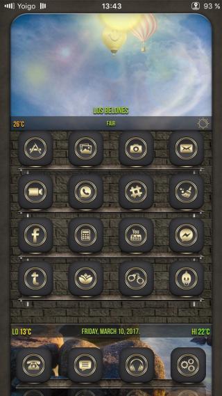 Download Desire Black Gold ios10 1.1