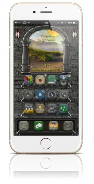Download Desire SB Medieval UniAW i6 ios8 1.1