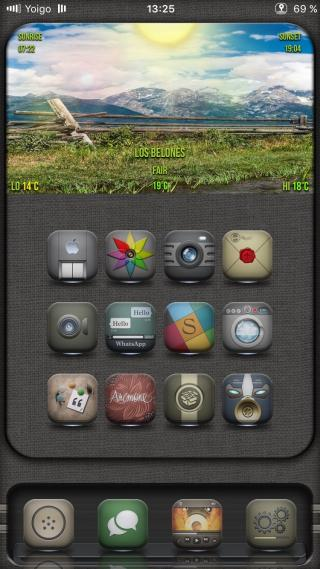 Download Desire SB widgets1 ios10 1.0