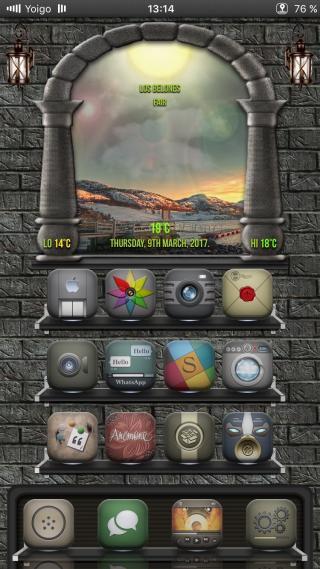 Download Desire SB widgets ios10 1.0