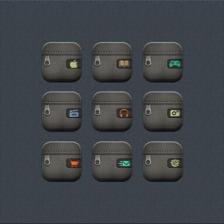 Download Desire zipper CustomFolderIcons i6 plus 1.0
