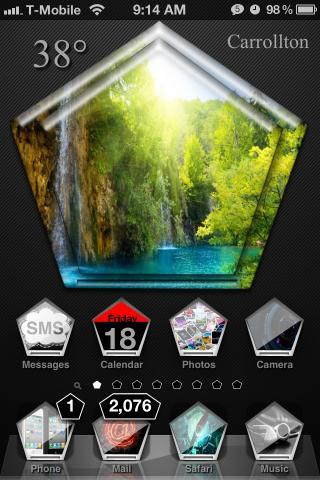 Download DiamondBackHD Weather Widget 1.0