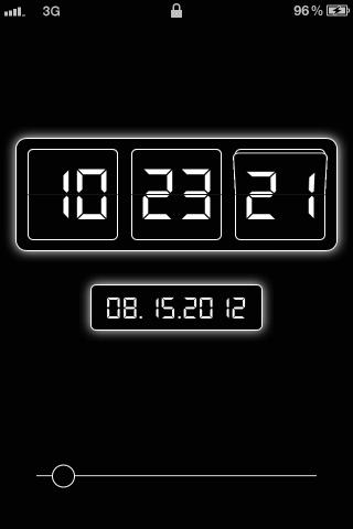 Download Digital Flip LS Clock HD 1.0