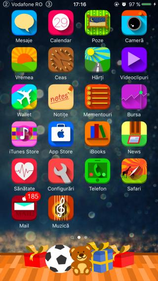 Download Dock Pack for MI97 Black Edition iOS 9 1.0