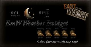 Download East Meets West Weather iWidget 1.1