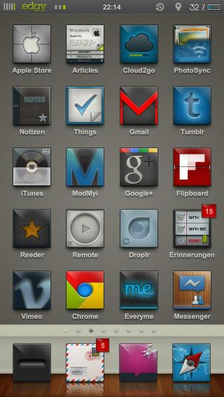 Download edgy HD grey 1.0