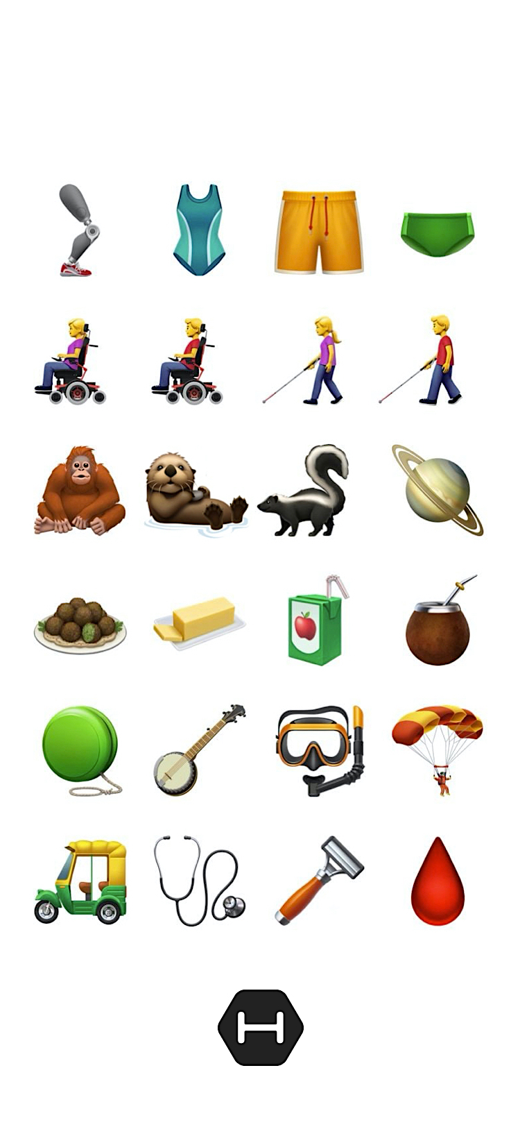 Download Emoji iOS 13.2 for iOS 12 1.0