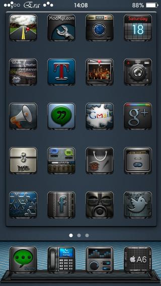 Download Era Icons iOS7 & iOS8 4.9a