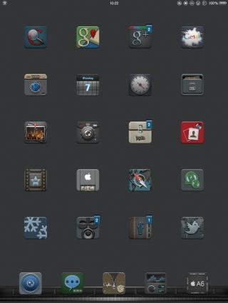 Download Era iPad flat icons ios7 2.2