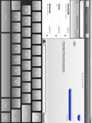 Download Esper Color Keyboard iPad 1.0