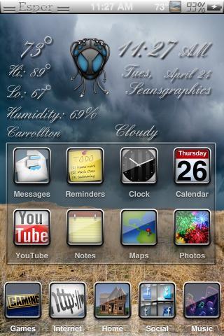 Download Esper Homescreen Widget 1.0