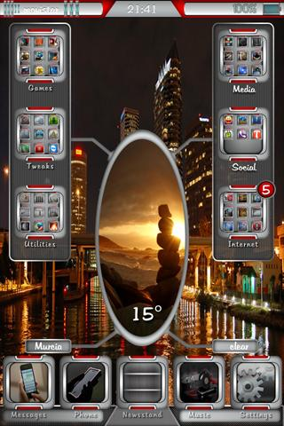 Download EternalSerenity HD Red mod 1.0