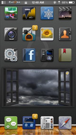 Download Eur0pa7 iWidgets 1.0