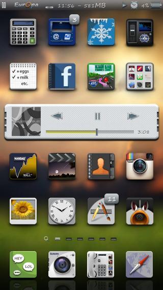 Download Eur0pa MiniPlayer 1.0