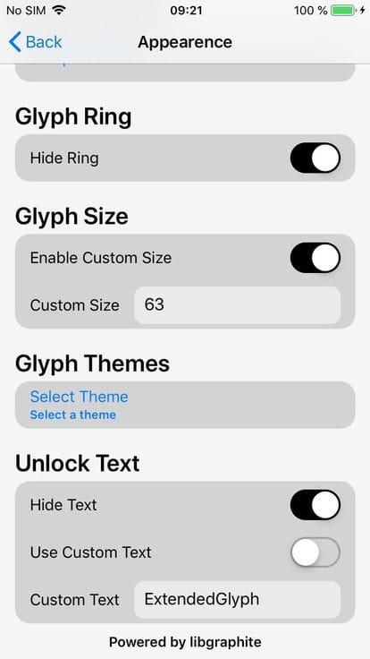 Download ExtendedGlyph 1.0