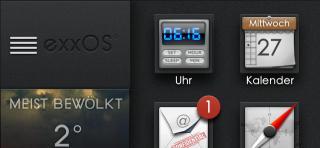 Download exxOS LiveClockDigital 1.1