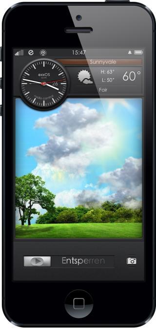Download exxOS Lockscreen4 1.0
