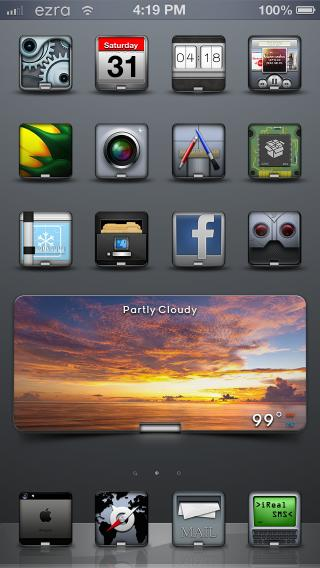Download Ezra2 SB Weather iWidget 1.0