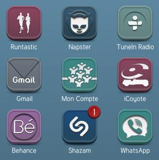 Download F1rst icons Set 1.2