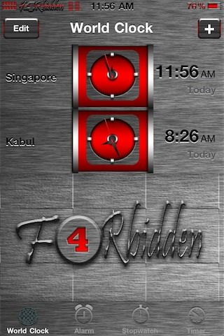 Download F4Rbidden SD 1.0