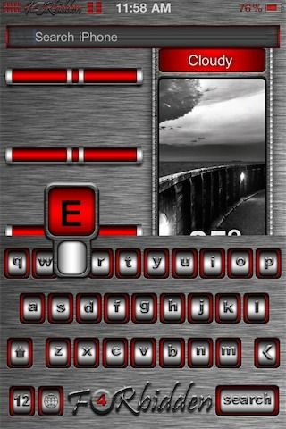 Download F4Rbidden ColorKeyboard 1.0