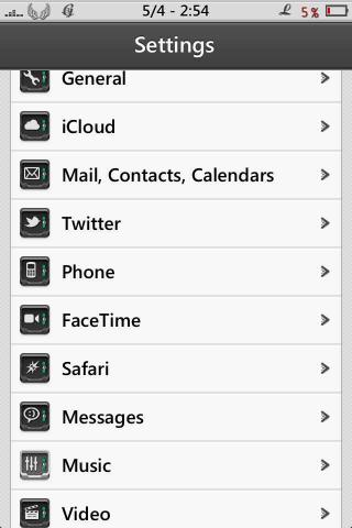 Download Faith HD/SD Settings Icons Theme 1.2.2