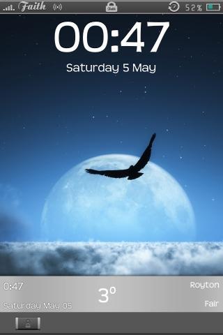 Download Faith High dB Native Lockscreen 1.0