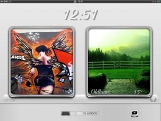 Download Faith iPad LS Slideshow Weather 1.0