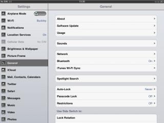 Download Faith iPad Settings icons 1.0