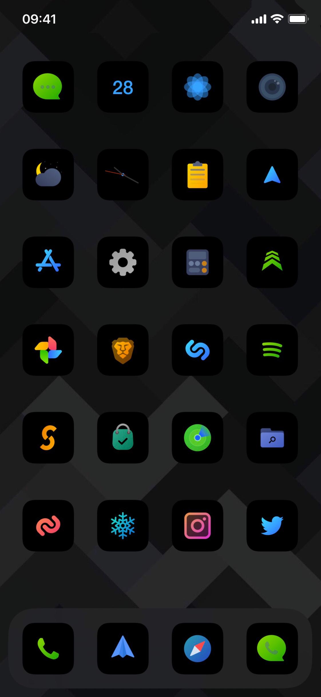 Download Fenix Black 1.0.0