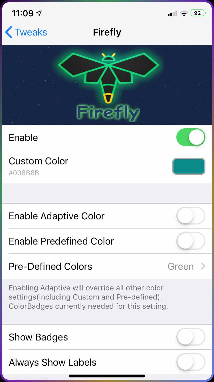 Download Firefly 1.2-2k free