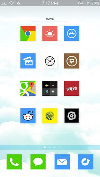 Download FlatIcons 2.2