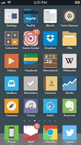 Download FlatNeue 1.1