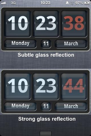 Download Flip Clock for Notification Center 1.3.3-3