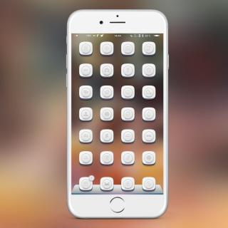 Download Fluence White Anemone Dock 1.0