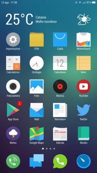 Download Flyme 5 for iOS 8 1.0
