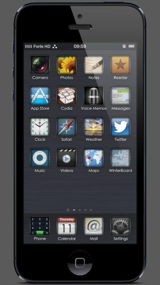 Download Forte HD iPhone 5, 4(S) 1.0