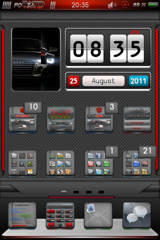 Download foRzaXTD CK And FlipClock 1.1a