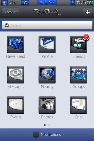 Download FreeBurd FaceBook 1.0